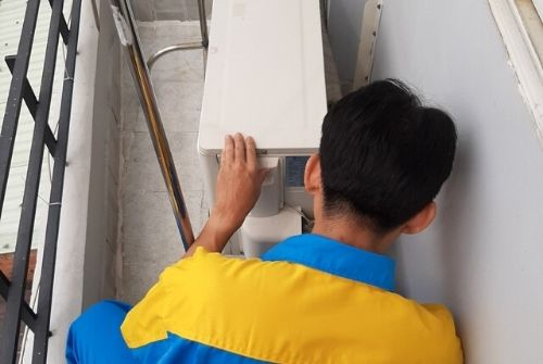 sửa chữa điện lạnh