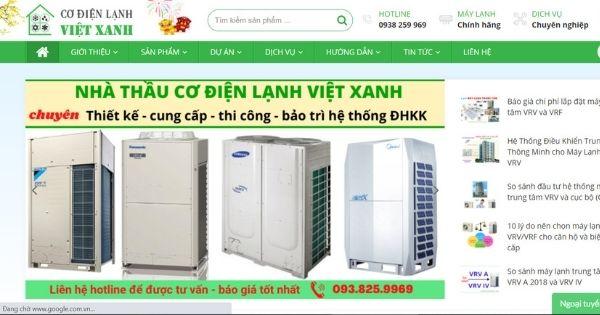 công ty điện lạnh