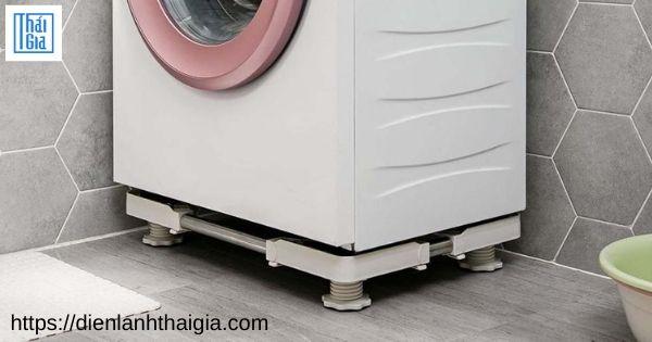 làm đồng máy giặt