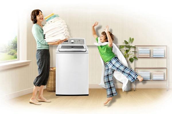 lợi ích khi vệ sinh máy giặt