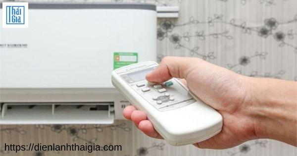 máy lạnh không lên nguồn