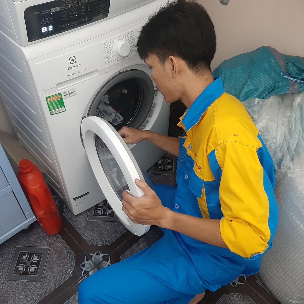 sửa máy giặt electrolux uy tín