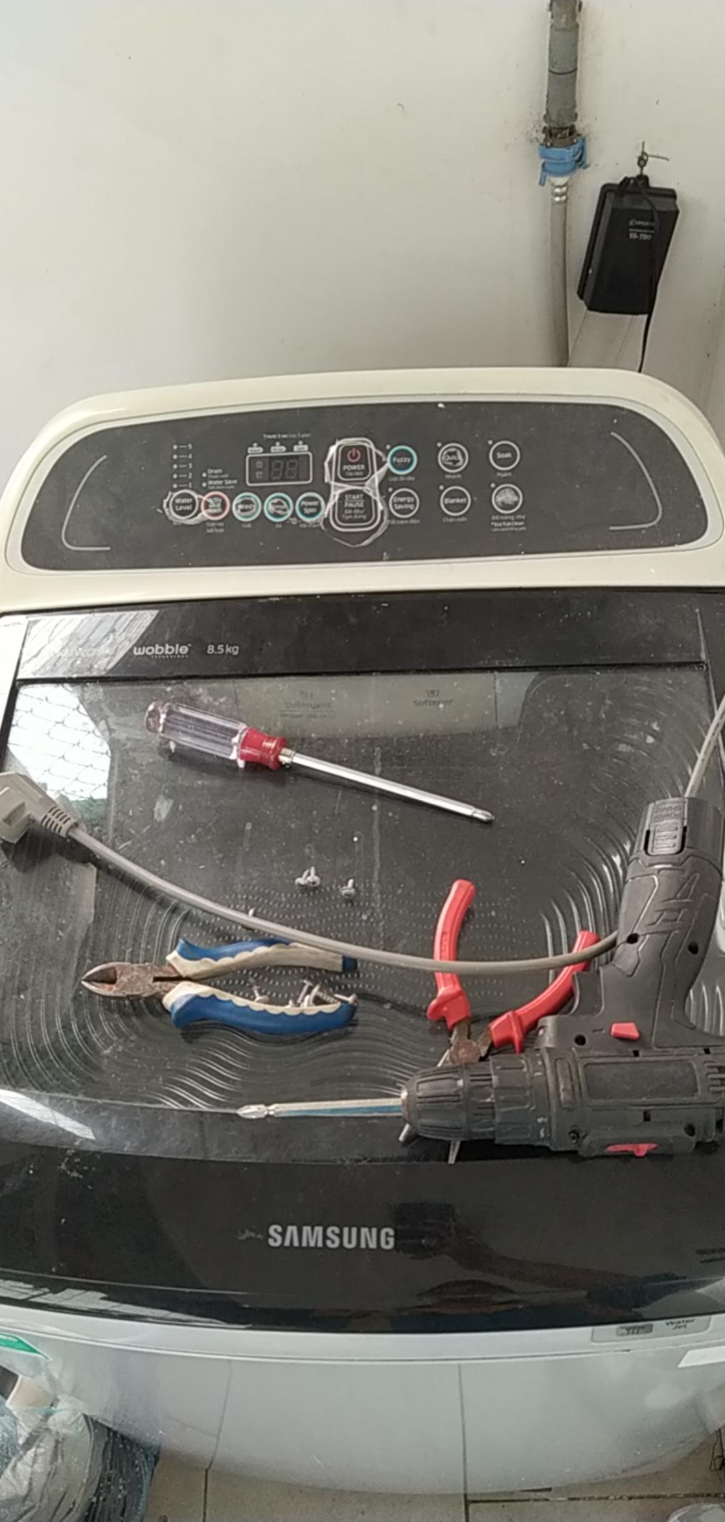 thợ sửa máy giặt Samsung